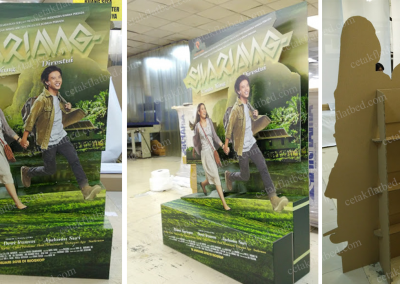cetakflatbed_cinema_standee_corrugated_Paper_Silariang_01