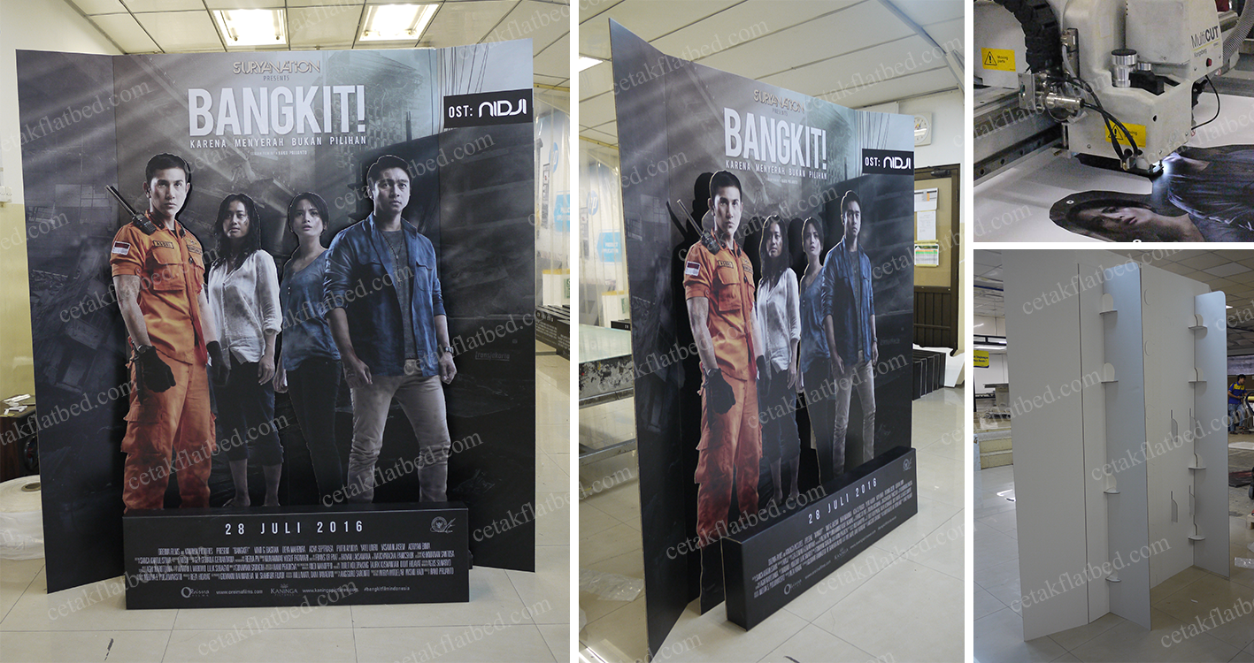 cetakflatbed_cinema_standee_corrugated_Paper_bangkit_01